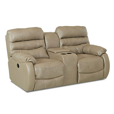 Klaussner Warner Reclining Loveseat
