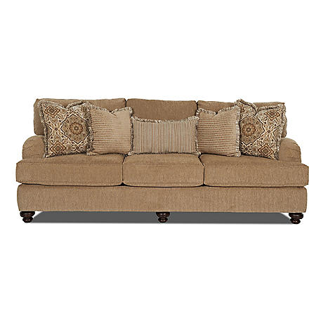 Klaussner Dana Sofa (Assorted Colors)