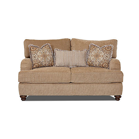 Klaussner Dana Loveseat (Assorted Colors)