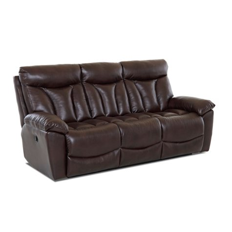 Klaussner XL Performance Deluxe Reclining Sofa, (Assorted Colors)