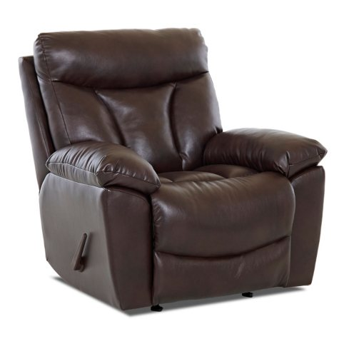 Klaussner XL Performance Deluxe Rocking Reclining Chair, (Assorted Colors)
