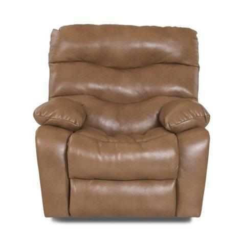 Klaussner XL Performance Hercules Rocking Reclining Chair, Brown