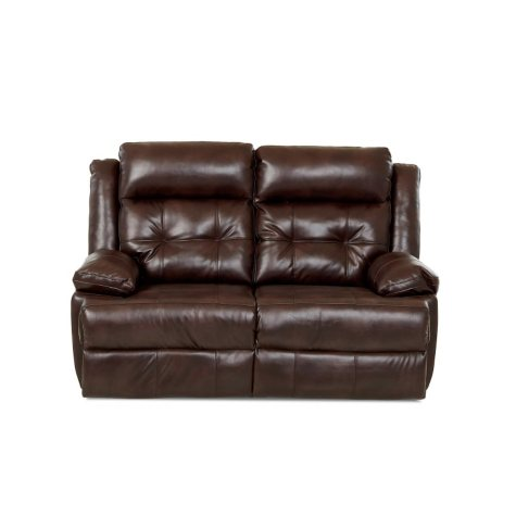Klaussner XL Performance Zeus Reclining Loveseat