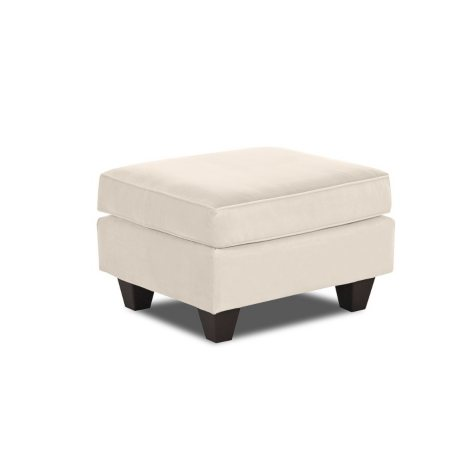 Klaussner Bryce Ottoman (Assorted Colors)