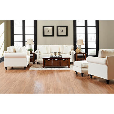 Klaussner Stanton Living Room Collection  Assorted Colors    Sam s ClubKlaussner Stanton Living Room Collection  Assorted Colors    Sam s  . Living Room Collections. Home Design Ideas
