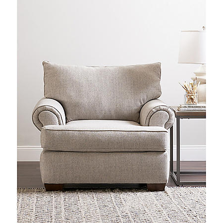 Klaussner Grace Oversized Chair