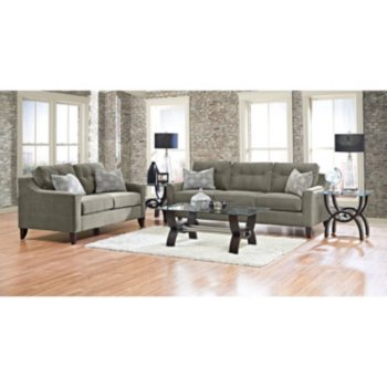 Klaussner Aaron Living Room Furniture Sets from $999
