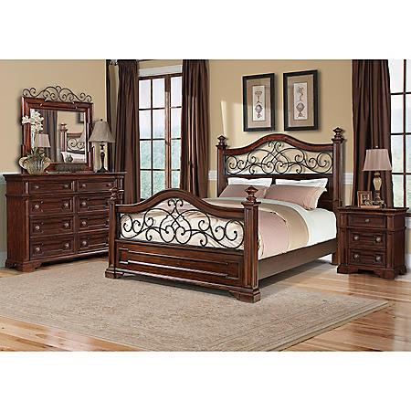 Klaussner San Marino Bedroom (Assorted Sets)