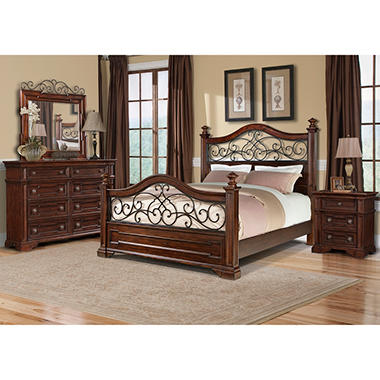 Klaussner San Marino Bedroom (Assorted Sets)