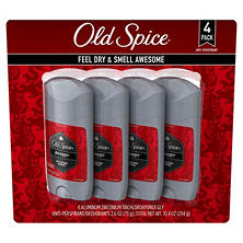 Old Spice Swagger Red Zone Anti-Perspirant (2.6 oz., 4 pk.)