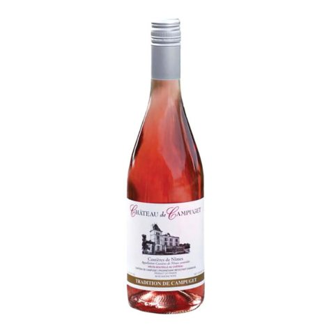 Chateau de Campuget Rose (750 ml)