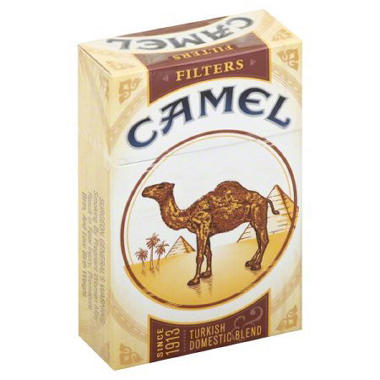 Camel Filter King Box 1 Carton