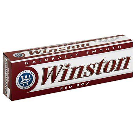 Winston Red 85 Box (20 ct., 10 pk.)