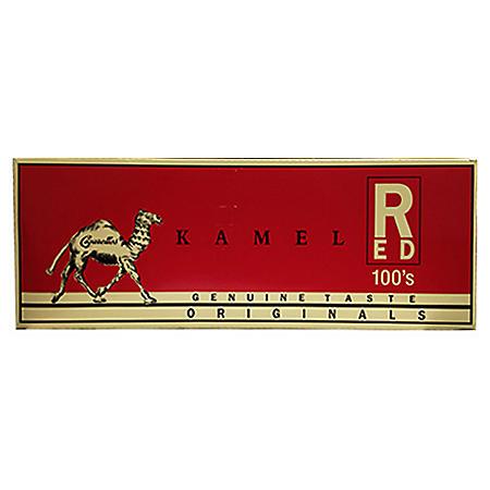 Kamel Red Filter 100s Soft Pack (20 ct., 10 pk.)