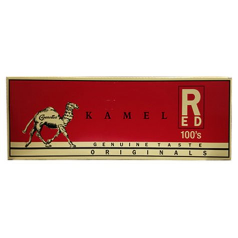 Red Kamel  Filter 100s 1 Carton