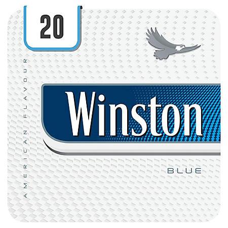 Winston Lights Box - 200 ct
