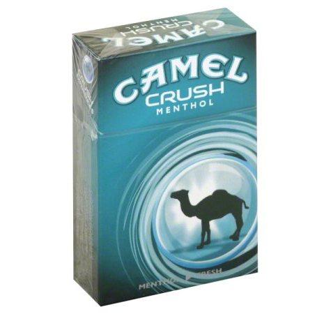 Camel Crush Menthol 85s Box (20 ct., 10 pk.)