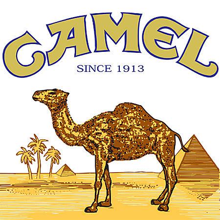 Camel Crush 83s Box (20 ct., 10 pk.)