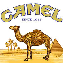 Camel Crush 83s Box (20 ct., 10 pk.)