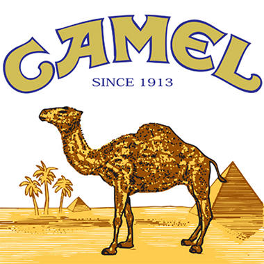 Camel Crush Round Corner King Box 1 Carton