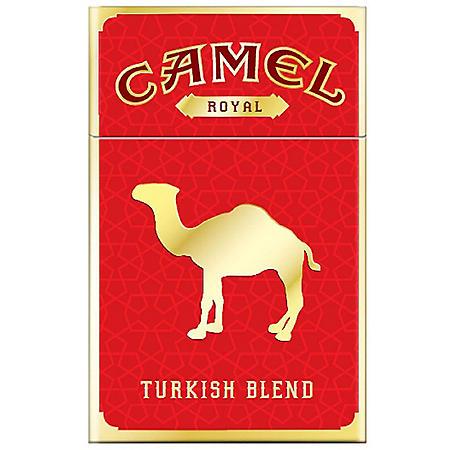 Camel Royal 85 Box (20ct., 10 pk.) $0.50 Off Per Pack