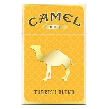 Camel turkish golds