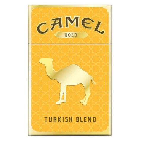 Camel Gold 85 Box (20 ct., 10 pk.) $0.50 Off Per Pack