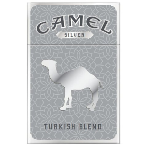 Camel Silver 85 Box (20 ct., 10 pk.)