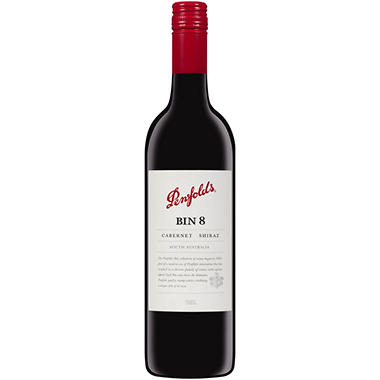 Penfolds Bin 8 Cabernet Shiraz (750 ml)