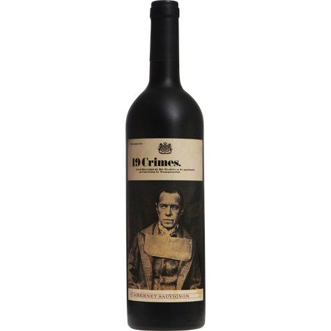 19 Crimes Cabernet Sauvignon (750 ml)