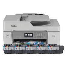 Brother MFC-J6535DWXL Business Smart Printer Pro, Copy; Fax; Print; Scan