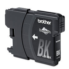 Brother LC61 Innobella Ink Cartridge, Select Color (450 Page Yield)
