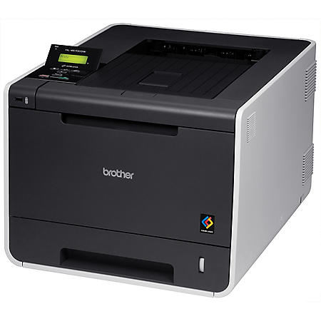Brother HL-4570CDW Color Laser Printer with Wireless Networking & Duplex