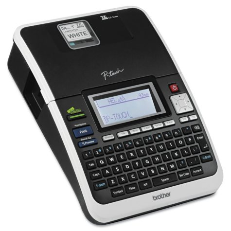 Brother P-Touch PT-2730VP Desktop Labeler - 7 Lines