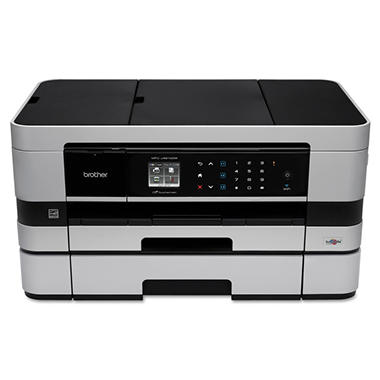 Brother - MFCJ4610DW Wireless All In One Inkjet Printer