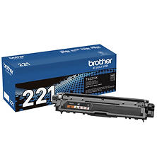 Brother TN221 or TN225 Series Toner Cartridge, Select Color/Yield