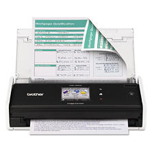 Brother ImageCenter ADS-1500W Scanner