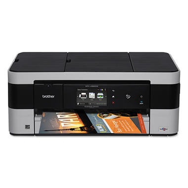 Brother MFC J4620DW Color Inkjet Printer