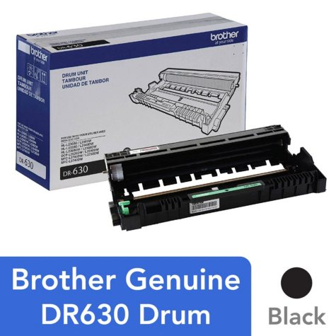 Brother - DR630 (DR630) Drum, 12000 Page-Yield