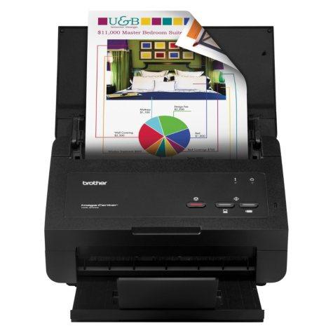 Brother ImageCenter Scanner ADS2000E 600 x 600 dpi 50 Sheet Feeder
