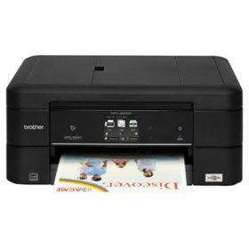 Brother MFC-J880DW WorkSmart Inkjet All-in-One Color Inkjet Printer