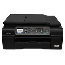 Brother MFC-J460DW WorkSmart Color Wireless Inkjet All-in-One, Copy/Fax/Print/Scan