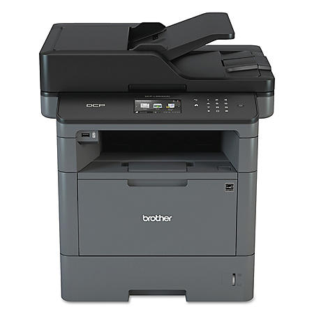 Brother DCP-L5500DN Business Laser Multifunction Copier, Copy/Print/Scan