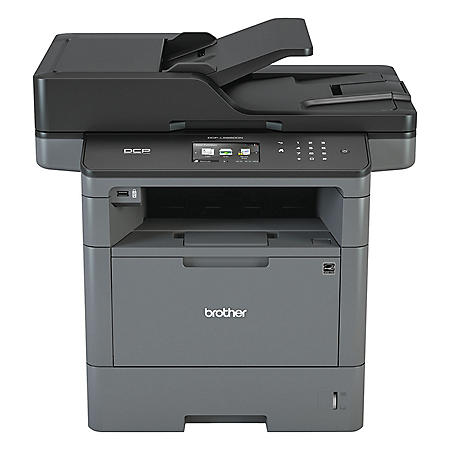 Brother DCP-L5650DN Business Laser Multifunction Copier, Copy/Print/Scan