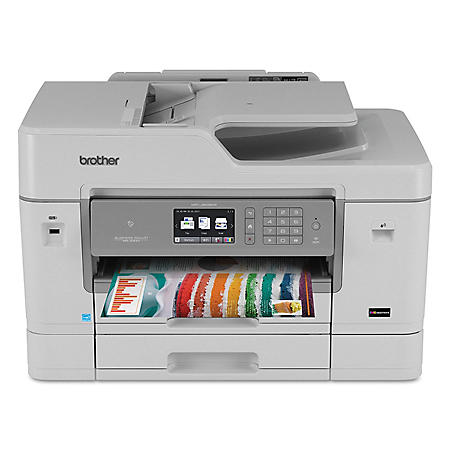 Brother Business Smart Pro MFC-J6935DW Color All-in-One with INKvestment Cartridges