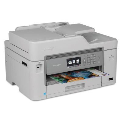 Brother Business Smart Plus MFCJ5830DW Color Inkjet AllinOne