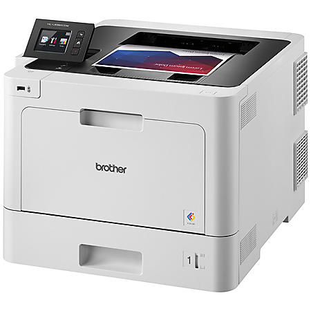 Brother HL-L8360CDW Business Color Laser Printer, Duplex Printing