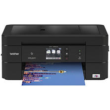 Brother MFC-J895DW Wireless Color Inkjet All-in-One Printer, Copy/Fax/Print/Scan