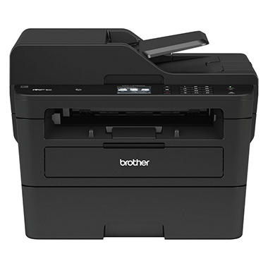 Brother MFC-L2750DW Compact Laser Printer, Copy, Fax, Print, Scan