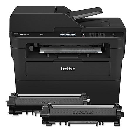 Brother MFC-L2750DWXL Laser Copier, Copy/Fax/Print/Scan